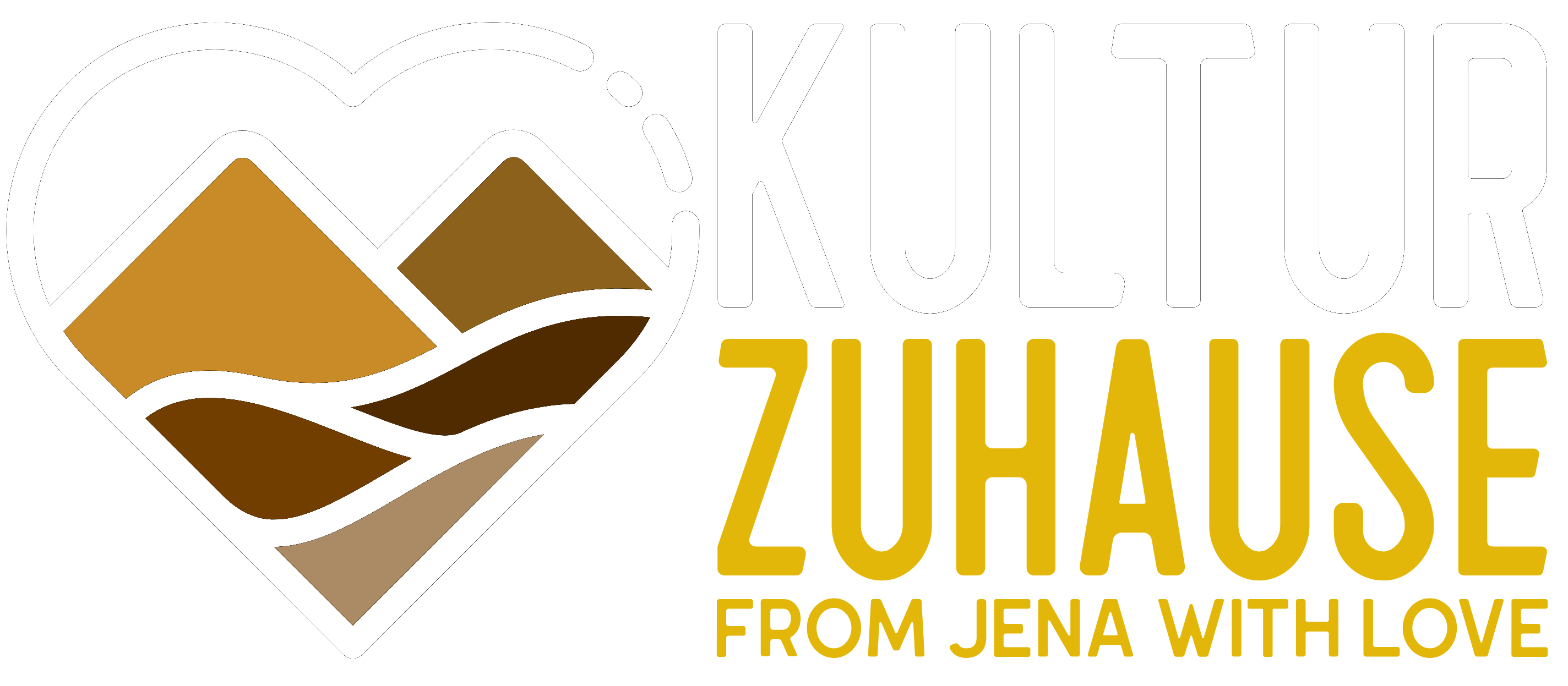 Kulturzuhause Logo from Jena with love