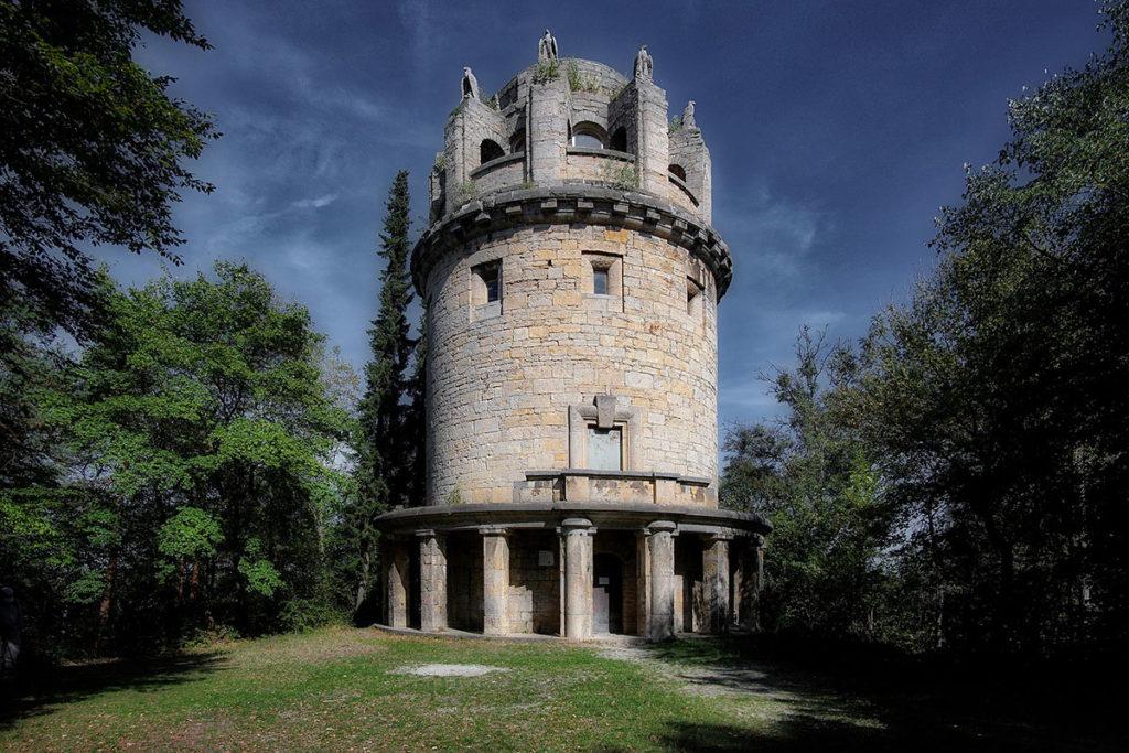 Außenansicht des Bismarckturms