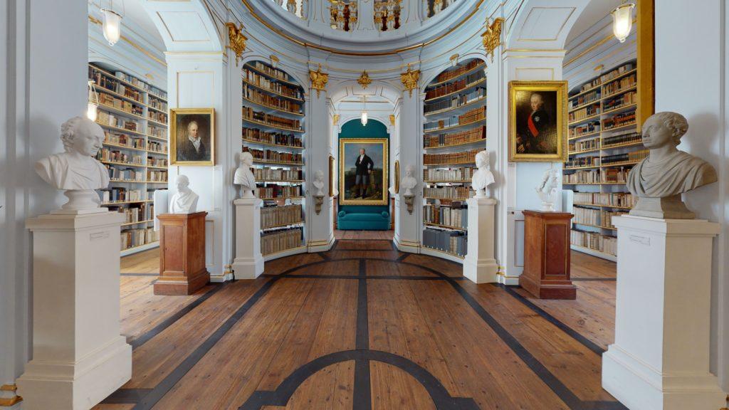Herzogin Anna Amalia Bibilothek Klassik Stiftung Weimar