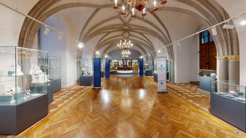 Schloss Heidecksburg Porzellanstraße